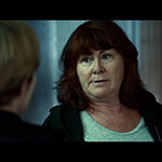 Mary Walsh's recent cameo appearance on the Police drama Rookie Blue (Global)