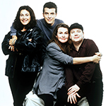The original This Hour Has 22 Minutes cast included Cathy Jones, Rick Mercer, Mary Walsh and Greg Thomey when it debuted in 1993.